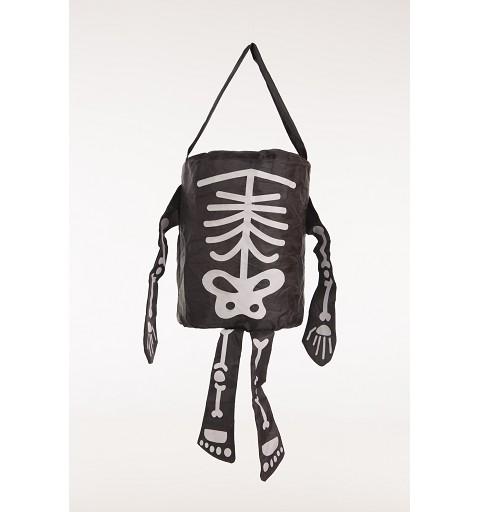 Bolsa esqueleto 34 cm H0007