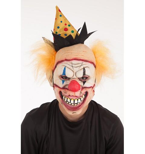 Máscara de payaso c/goro H0013