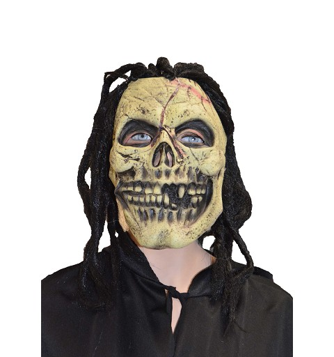 Máscara rastas H0083