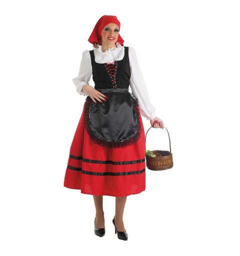 Disfraz Pastora Adulto