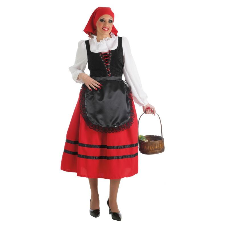 Disfraz pastora adulto midisfraz - Disfraces de navidad originales ...