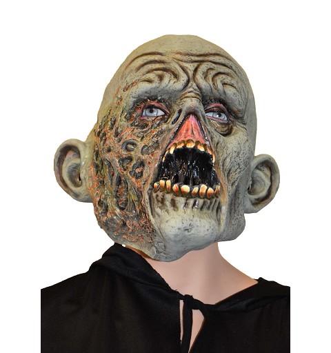 Mascara verdosa c/orejas H0110