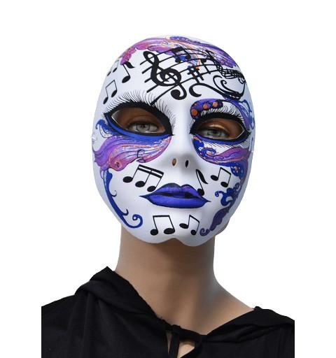 Máscara de música H0128