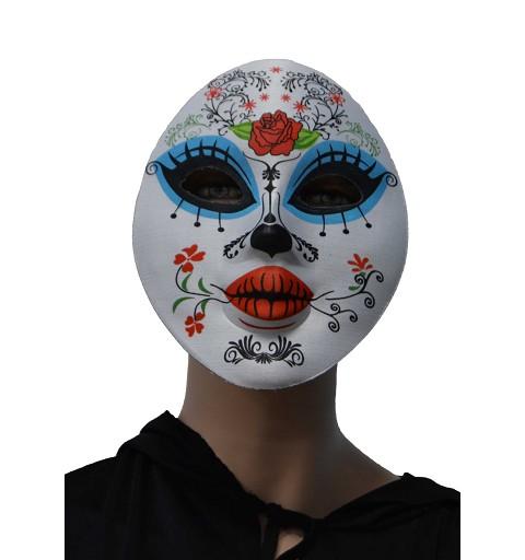 Máscara de flores H0129