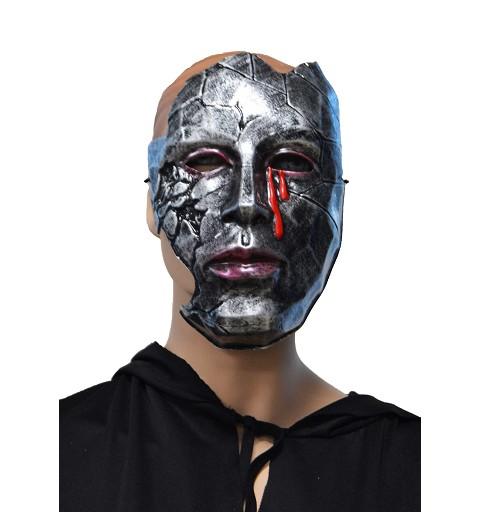 Máscara de plástico c/lágrimas H0130