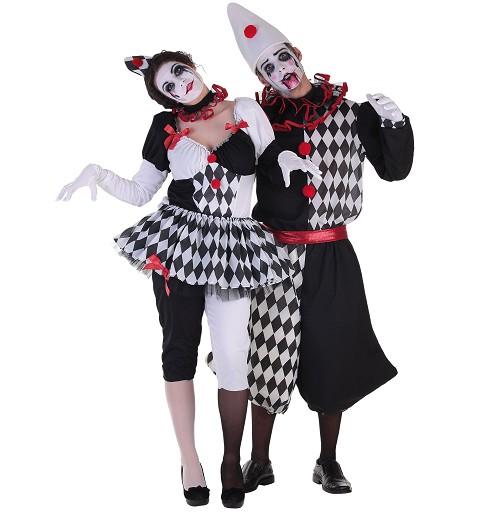 Disfraz Pierrot Adulto