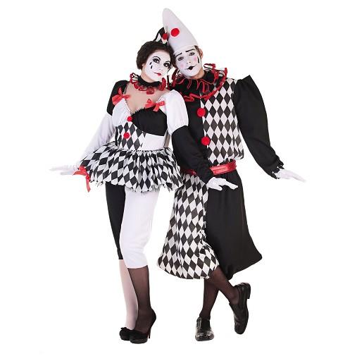 Disfraz Pierrotina Adulto