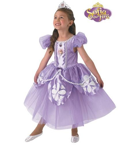 Disfraz Sofia The First Premium Infantil R610511