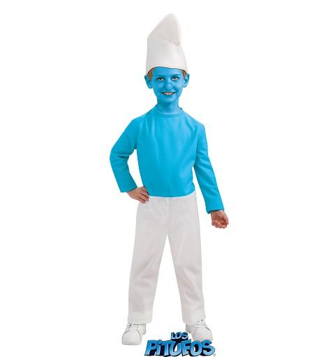 Disfraz Pitufo Infantil