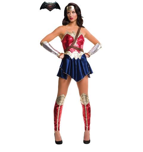 Disfraz Wonder Woman Doj Classic Adulto