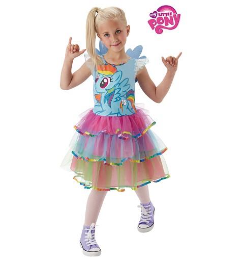 Disfraz Rainbow Dash Infantil