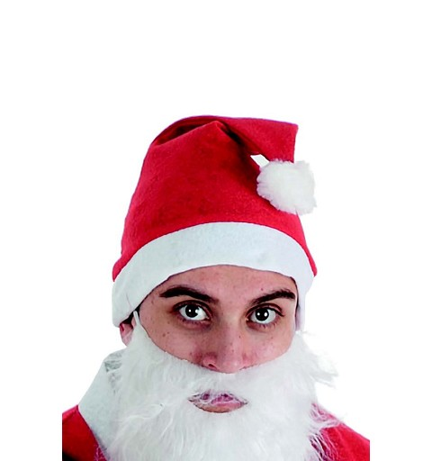 Gorro Papa Noel Promocion