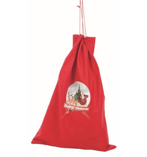 Saco de Papa Noel 50 x 70 cm