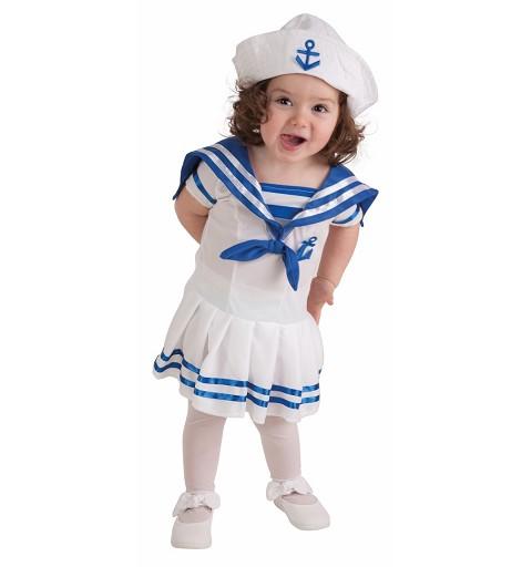 Disfraz Marinera Bebe ( 0 a...