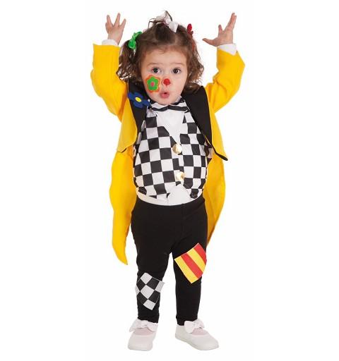 Disfraz Payaso Alegria Bebe ( 0 a 12 meses )