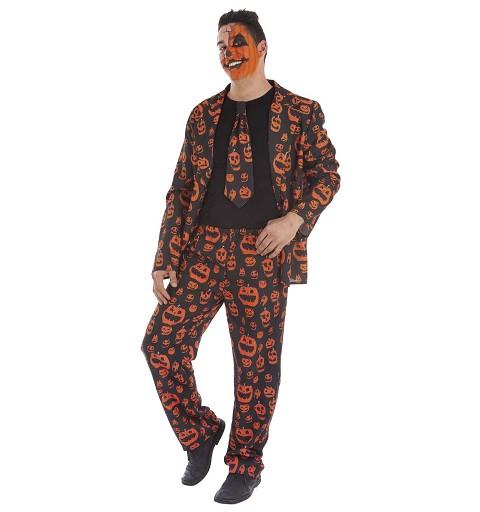 Disfraz Traje Calabazas Adulto