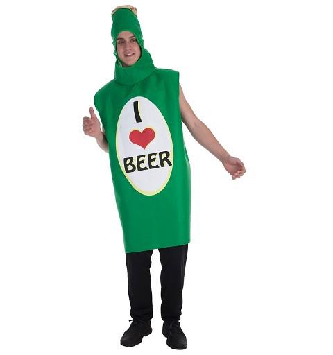 Disfraz de Cerveza Adulto...