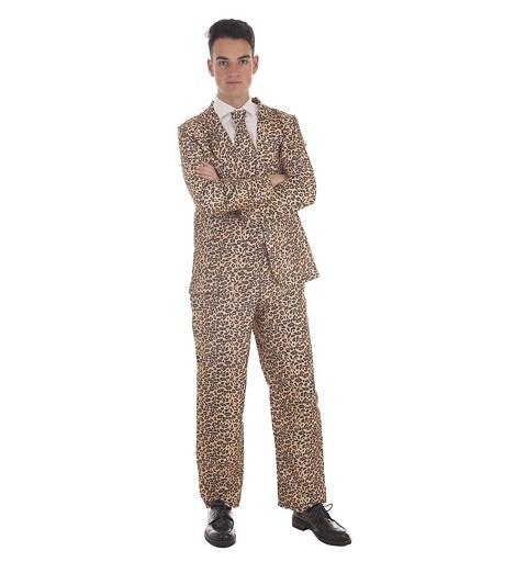 Disfraz Suits Leopard Adulto