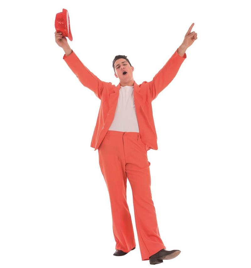 Disfraz Suits ROJO Adulto