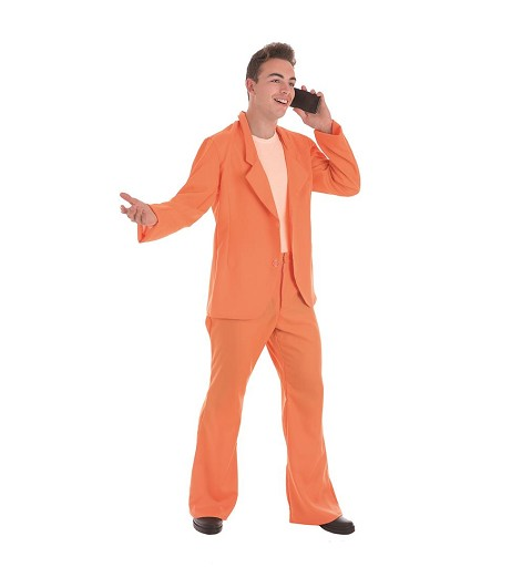 Disfraz de Traje Naranja...