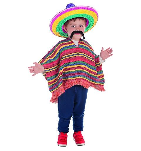 Disfraz Mexicano Infantil
