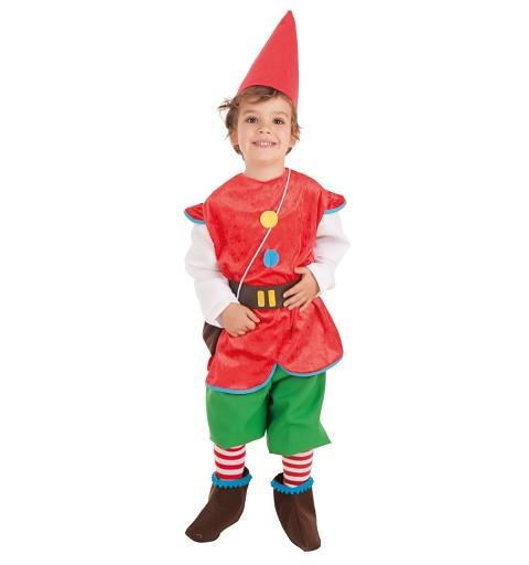 Disfraz Gnomo Infantil
