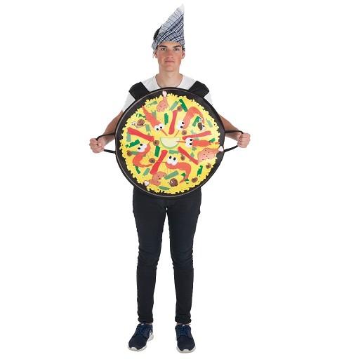 Disfraz Emoticono Paella