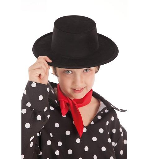 Sombrero Cordobés Negro...