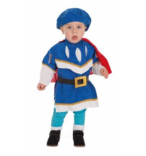 Disfraz Principe Azul Bebe