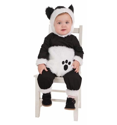 Disfraz Panda Mimoso Bebe (000 a 12 meses )