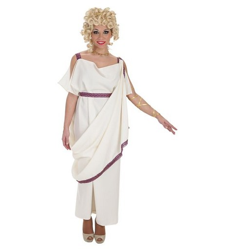 Disfraz Romana Pólux Adulto