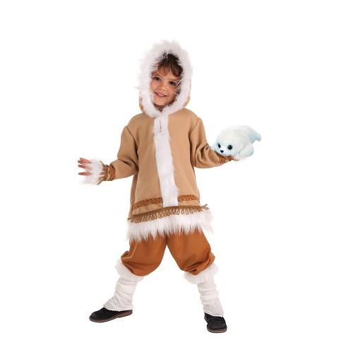 Disfraz Esquima Niñol Infantil