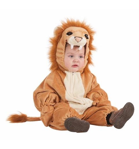 Disfraz Leon Manoplas Bebe (0 a 12 mese)