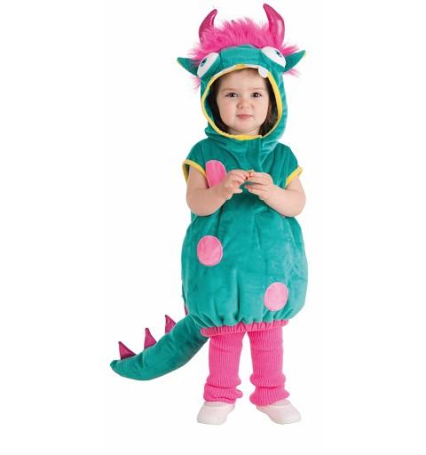 Disfraz  Dragón Verde Bebe...