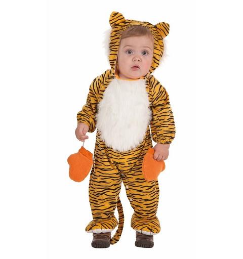 Disfraz Tigre Manoplas Bebe (0 a 12 meses)