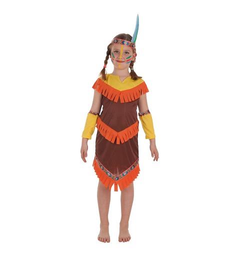 Disfraz  India Colorines...