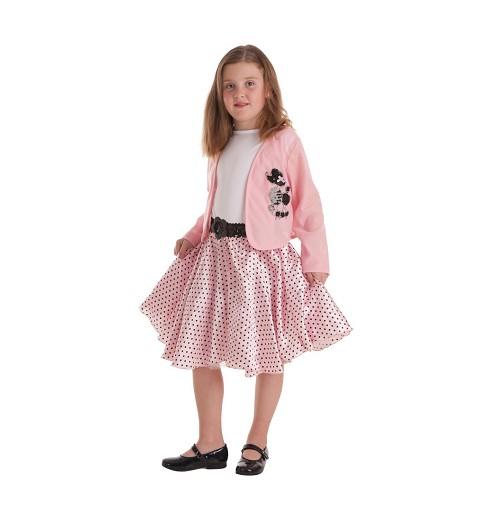 Disfraz Años 50 Infantill