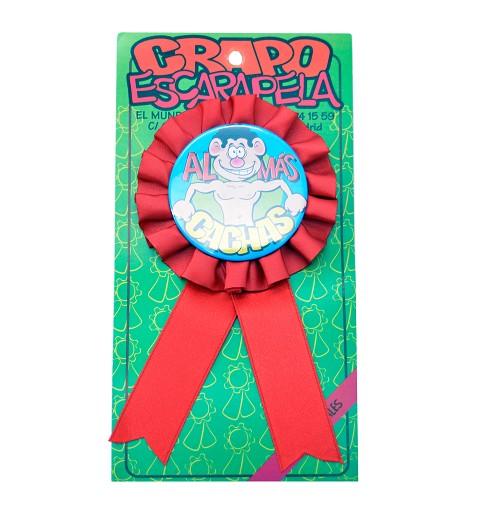 "Medalla ""1Er Premio Al Mas Cachas"""