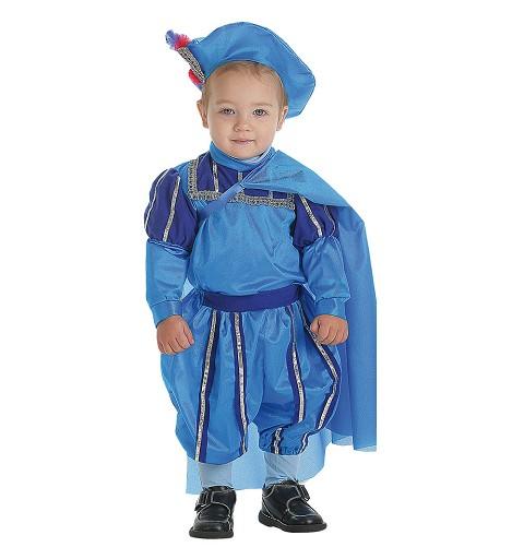 Disfraz Principe Azul Bebe (0 a 12 meses)