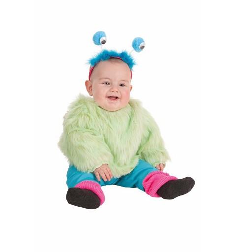 Disfraz Bebe Monstruito ( 0 a 12 meses )