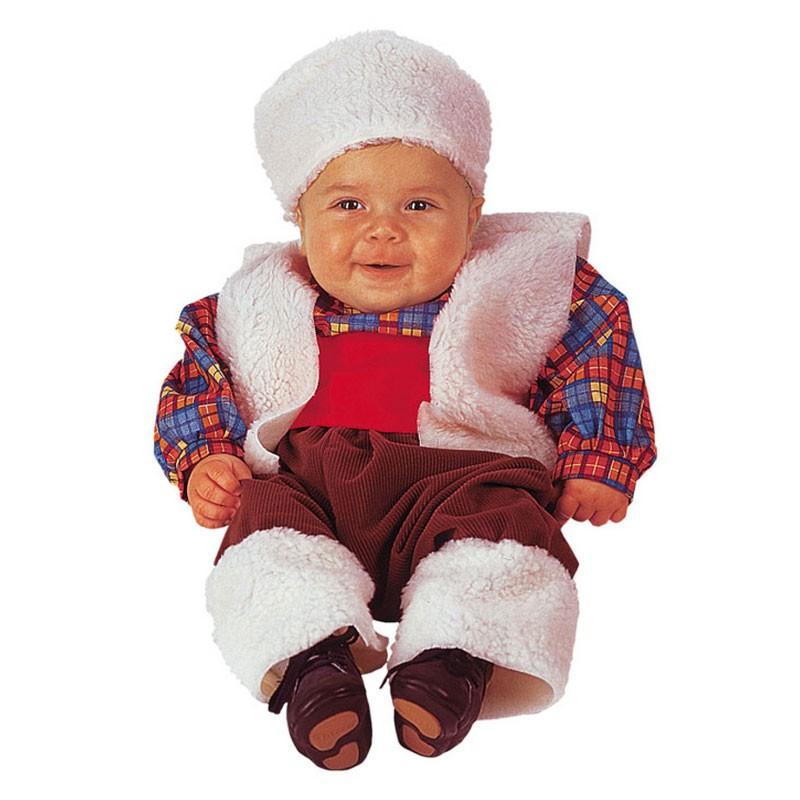Mi disfraz disfraz de pastor para beb s de 0 a 12 meses - Disfraces para bebes nina ...