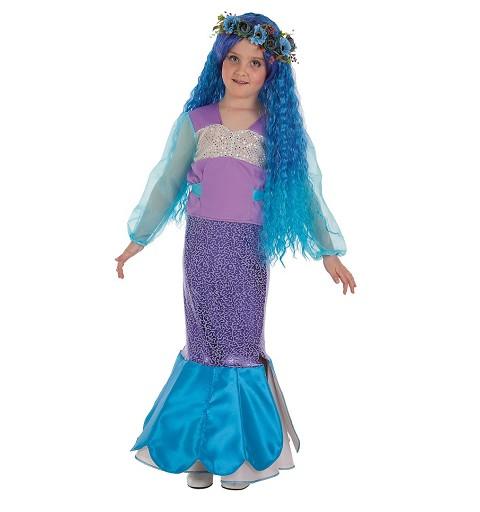 Disfraz Sirenita Infantil