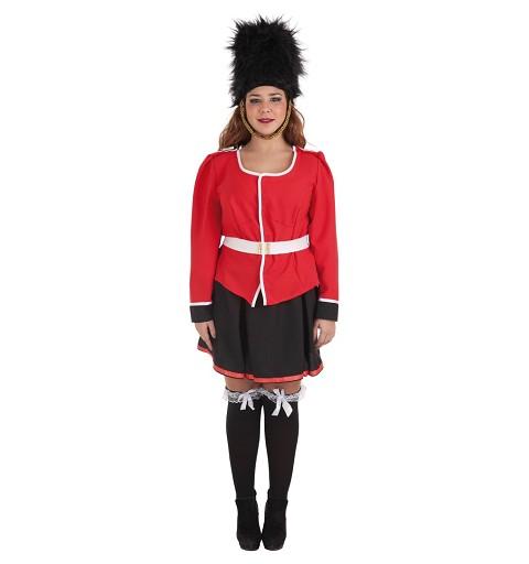 Disfraz Soldado Mujer Adulto