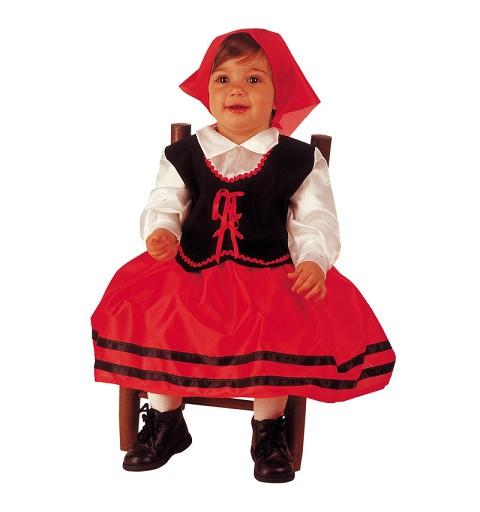 Disfraz de Pastorcita Bebe (0 a 12 meses)