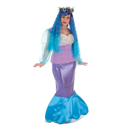 Disfraz Sirena Adulto