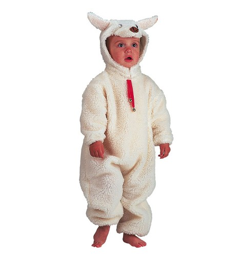 Disfraz de Ovejita Bebe (0...