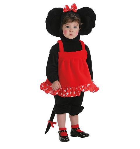 Disfraz Ratita Bebe (0 a 12 meses)