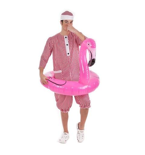 Disfraz Bañista Adulto