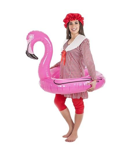 Disfraz de Bañista para Mujer