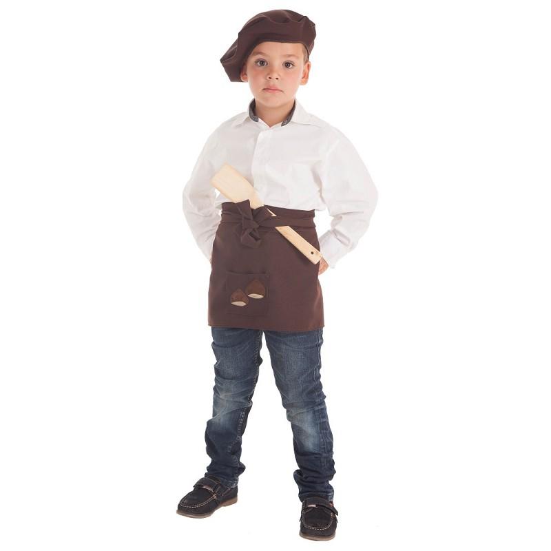 Disfraz casta ero infantil para ni os de 3 a 13 a os - Disfraz elfo nino ...